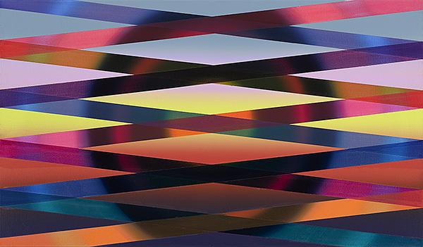 Acryl auf Leinwand 70x120cm 2010