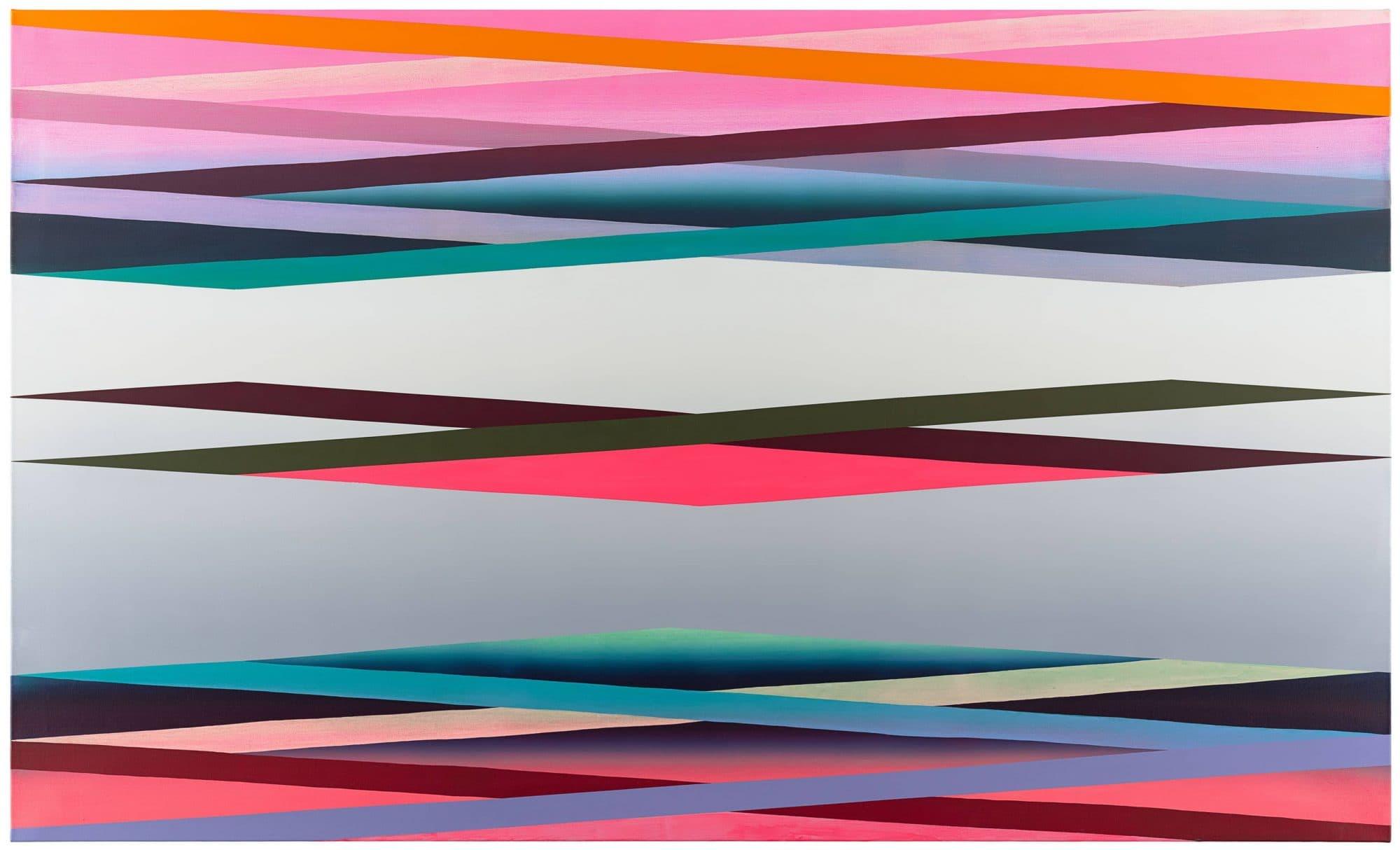 Acryl auf Leinwand 150x250cm 2010-2014